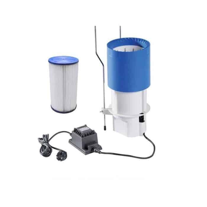 filtreringssystem badtunna