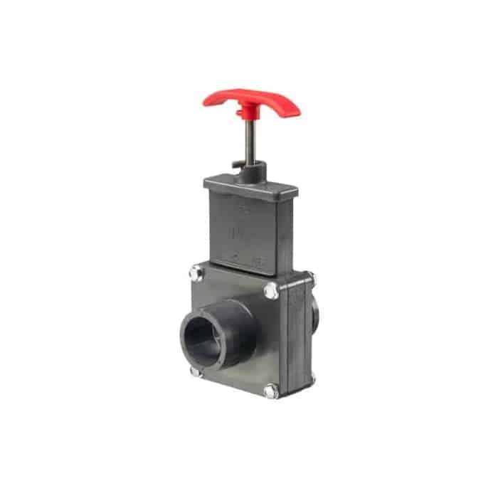 Bra Låsventil till poolslang 38 mm MO-25