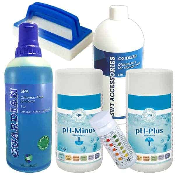 Sciencewater paket