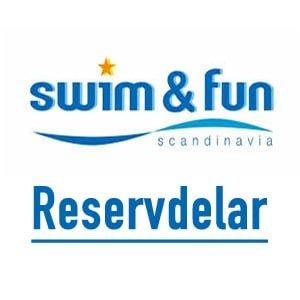 Reservdelar Swim-Fun
