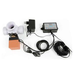 Elektronisk 3-vägs ventil solpanel