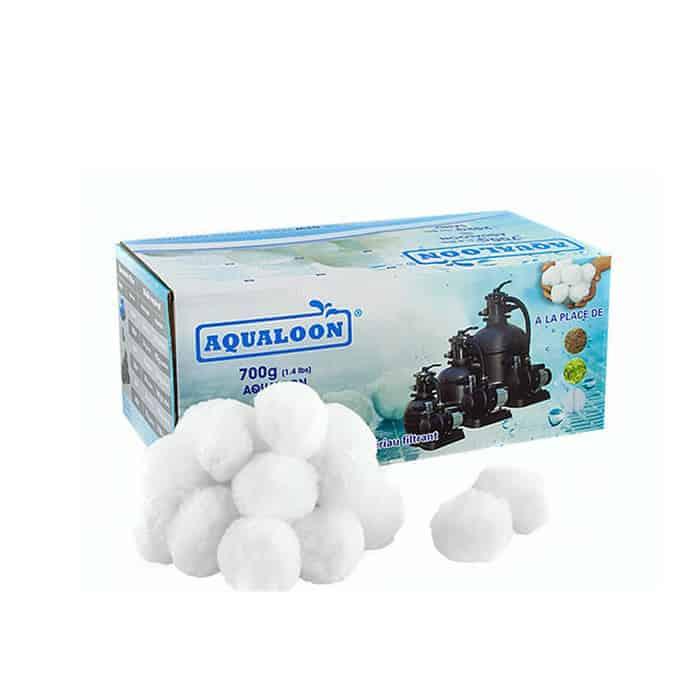 filterbollar aqualoon