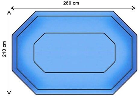 pool x-large