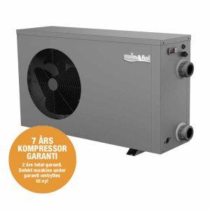 värmepump pool 5,5 kW