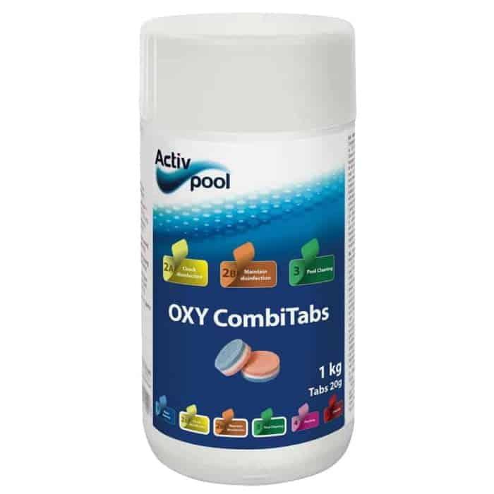 Aktivt syre Combitabs 1 kg