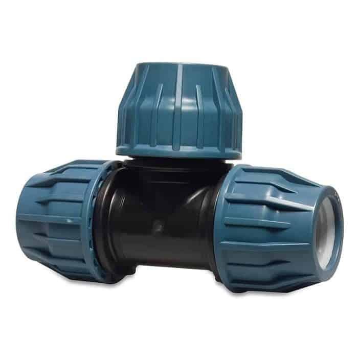 klämkoppling PEM T 50 mm