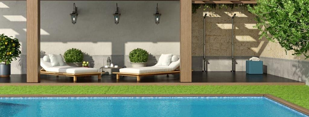 Indexbild på pool