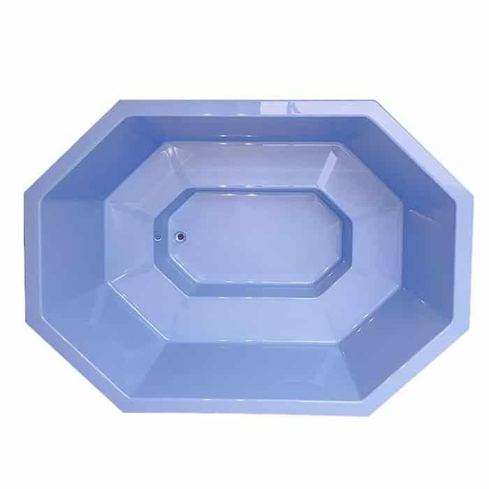 terrasspool XL blå
